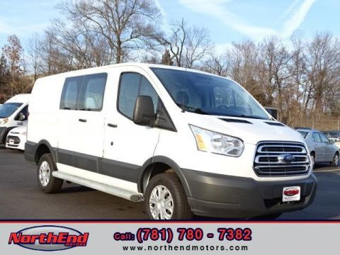 2015 Ford Transit-250 Base RWD 3D Low Roof Cargo Van