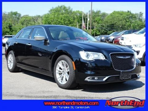 2016 Chrysler 300C  RWD 4D Sedan