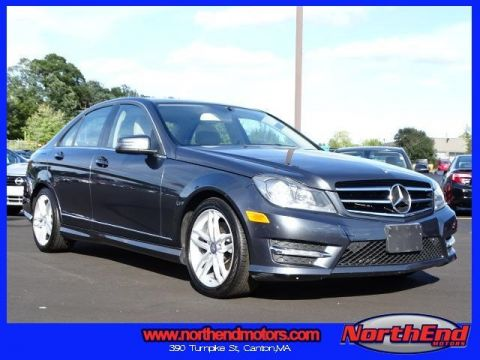 2014 Mercedes-Benz C-Class C300 4MATIC® 4D Sedan